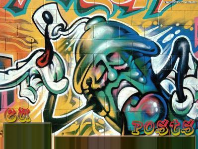 EL MUCHACHO DEL GRAFFITTI